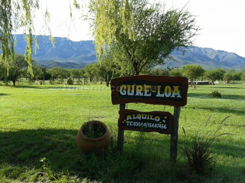 Gure Loa Cabañas