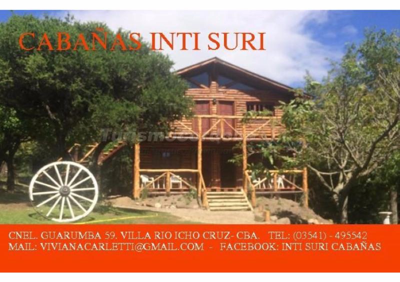 Cabañas Inti Suri