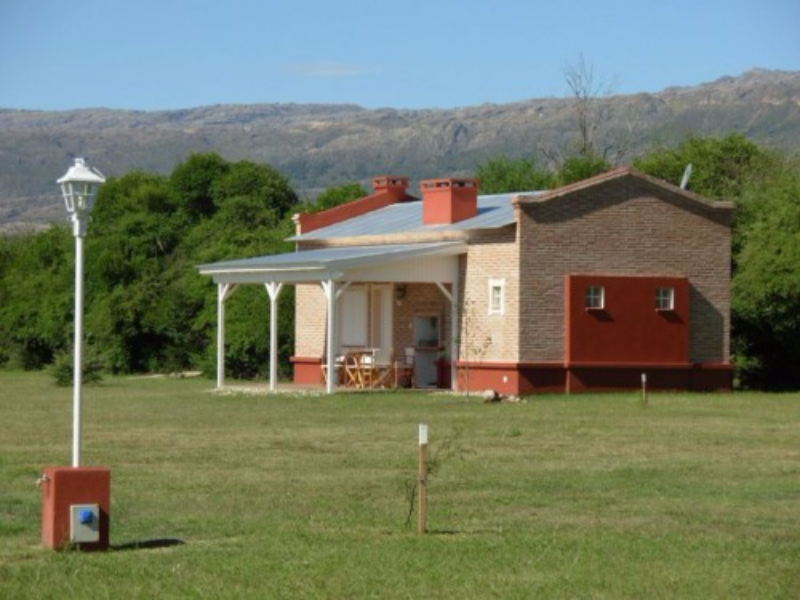 Las Icarias Casas de Campo